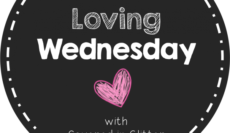 What I'm Loving Wednesday!