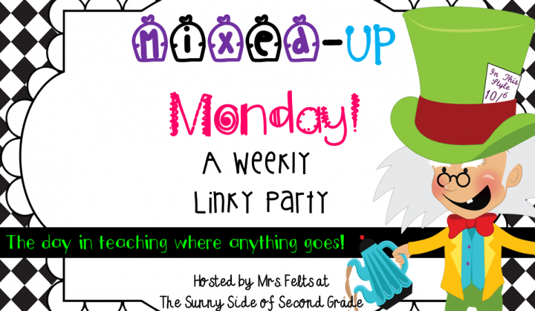 Mixed Up Monday Linky!