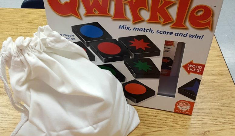 Qwirkle, Our New Favorite Math Station Game!