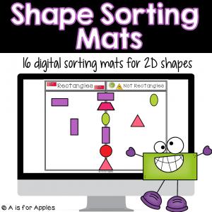 Shape Sorting Mats-DIGITAL