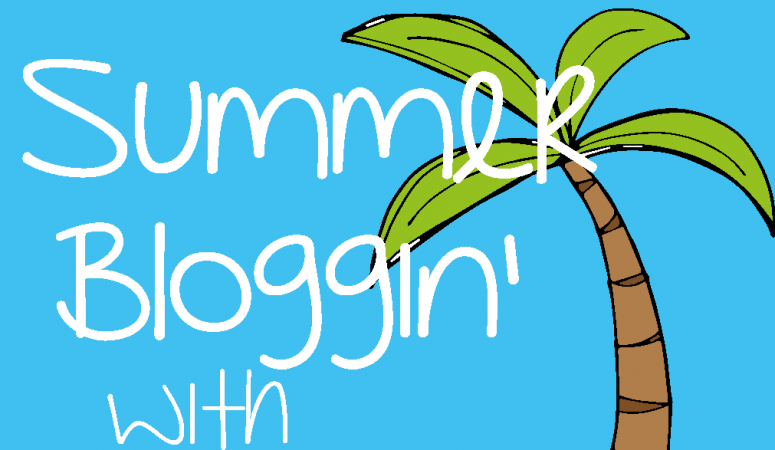 Summer Bloggin' – Worksheet Wednesday!
