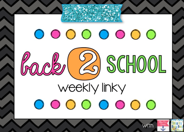 Back 2 School Linky – Behavior Management