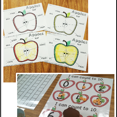 Apple Day with A is for Apples!