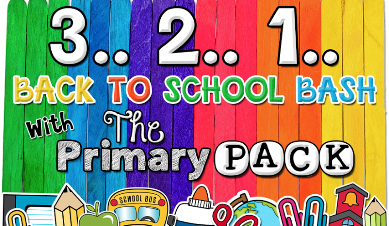 Back to School Bash with The Primary Pack!
