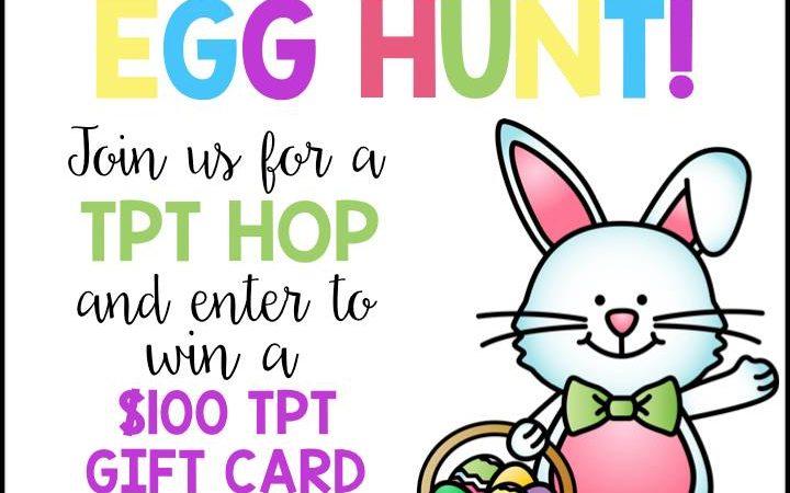 TpT Egg Hunt!