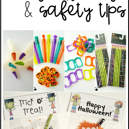 Halloween Goody Bag FREEBIE & Safety Tips!