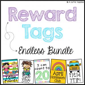 Reward Tags-bundle